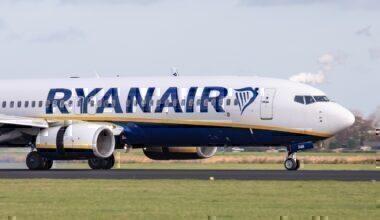 Ryanair, Kenny Jacobs, Resignation