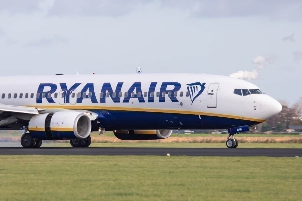 Ryanair, Kenny Jacobs, démission