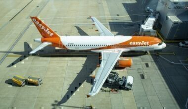 easyJet cancels flights to Italy