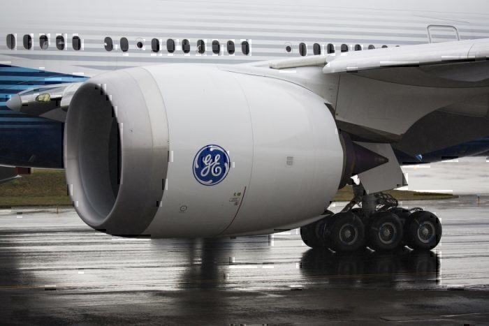 Getty 777X GE9X