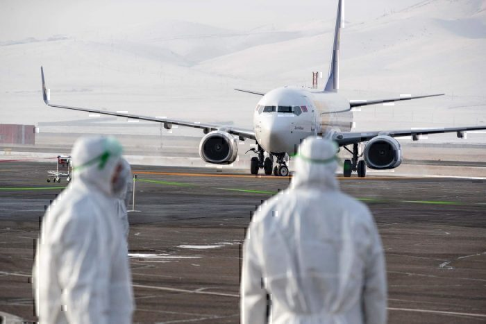 Coronavirus impact on aviation