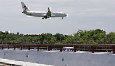 Chartered plane of China Eastern Airline arrives to carries Chinese passengers bound for Wuhan