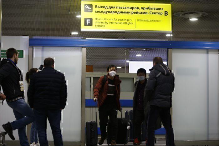 Terminal F Sheremetyevo Airport