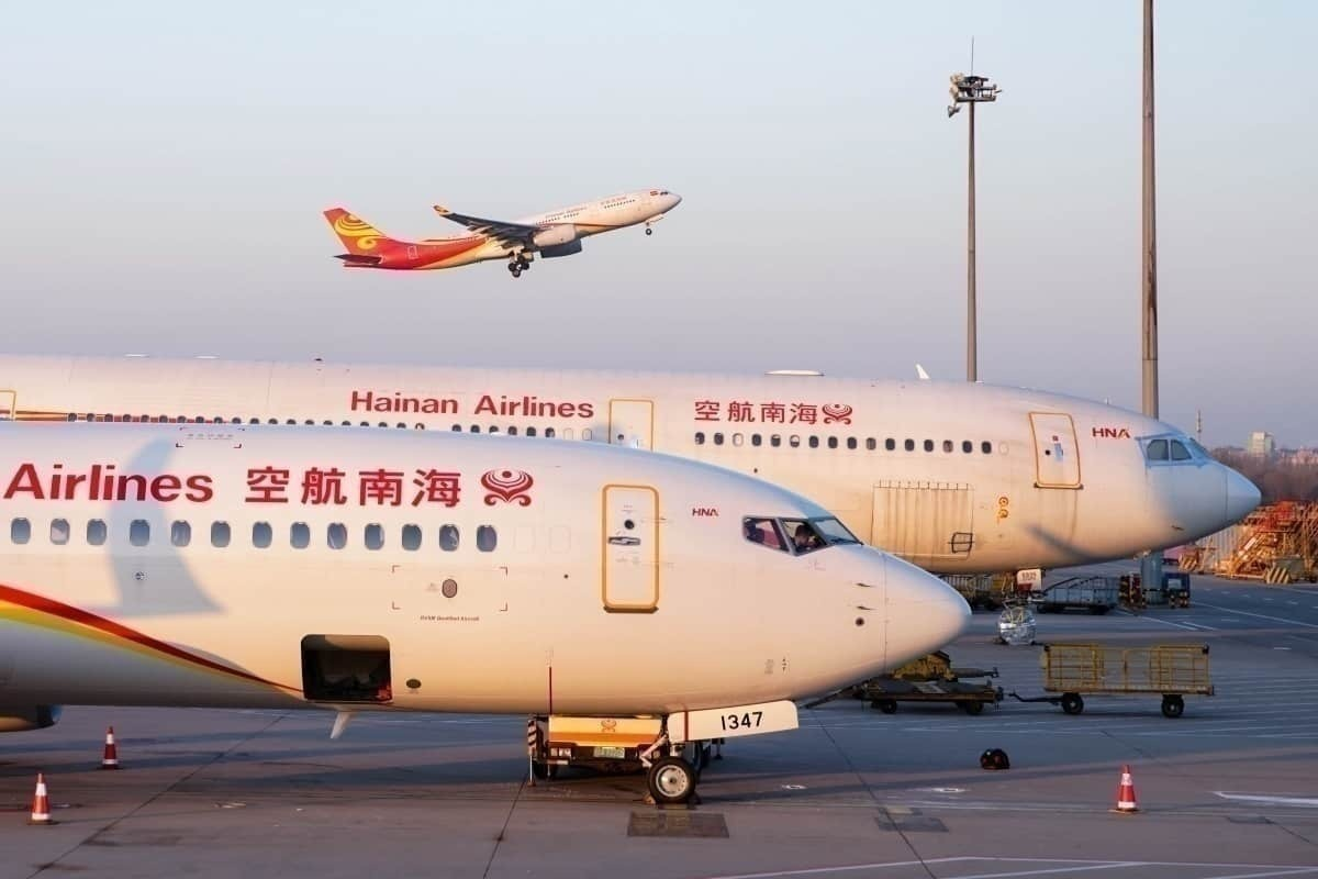 Hainan Airlines getty
