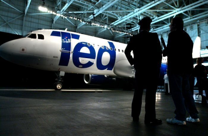 Ted, A320