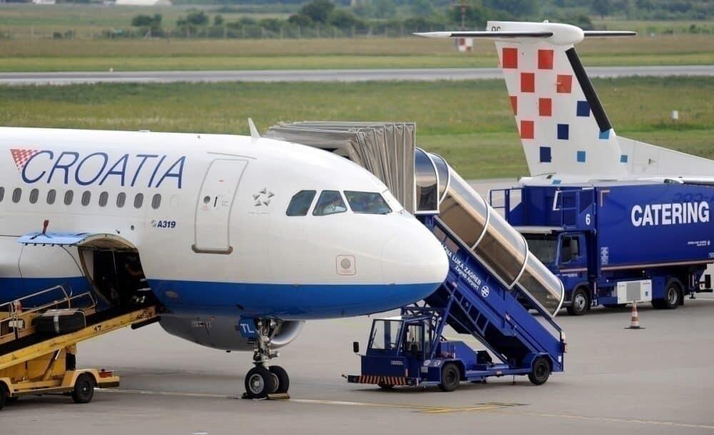 Croatia Airlines Zagreb Airport