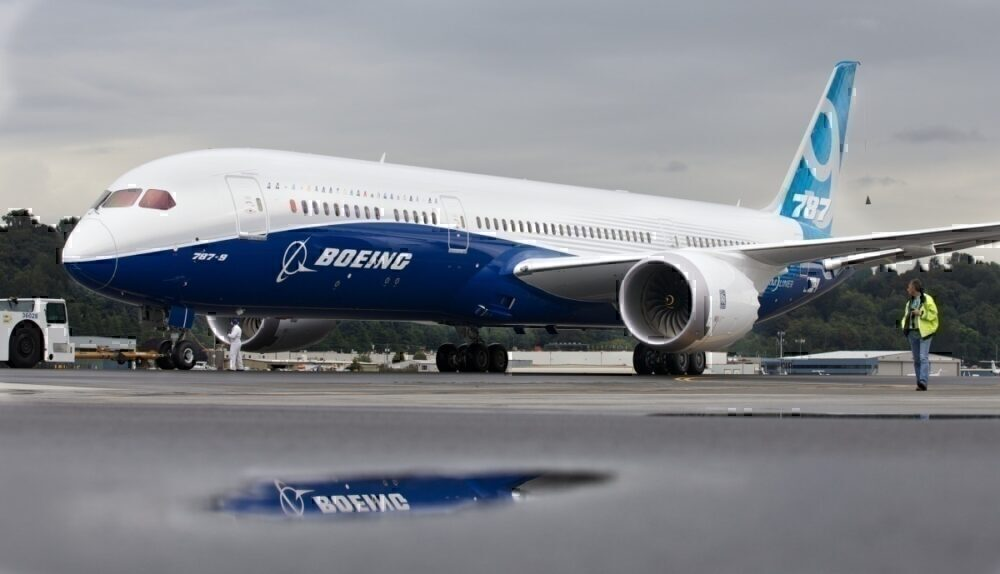 Boeing 787 Dreamliner Getty Images