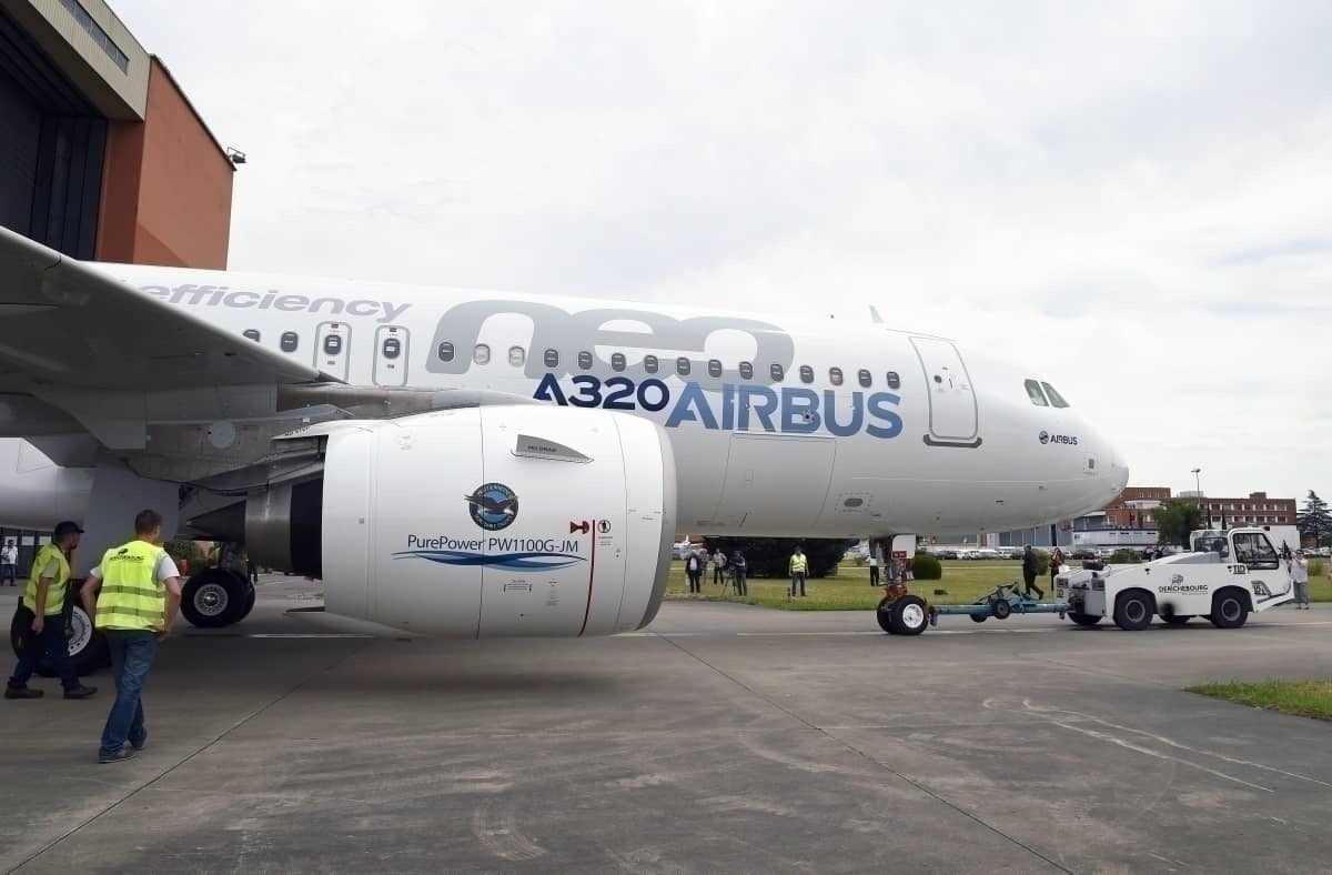 A320neo, Airbus