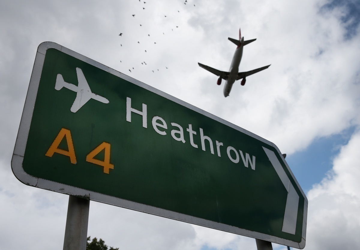 Heathrow Airport's earnings fly 4.6% higher in 2019