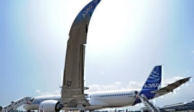 aerolineas Argentina A350 getty images