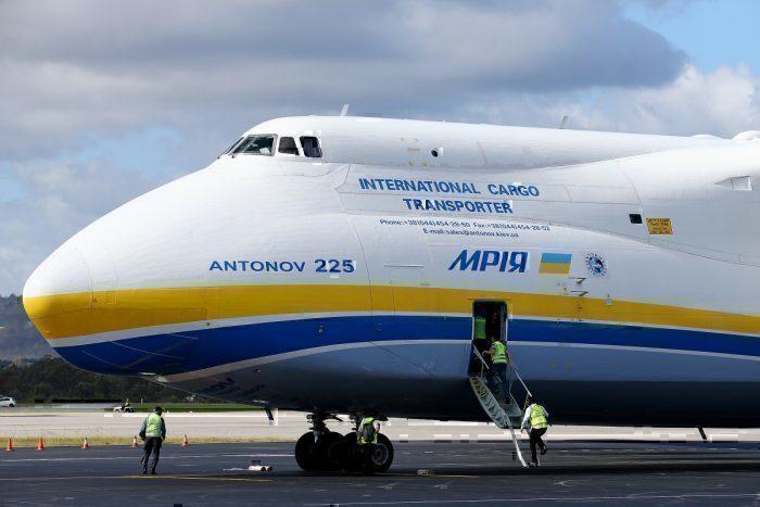 O An-225 seria um bom avião de passageiros? Foto: Getty Images