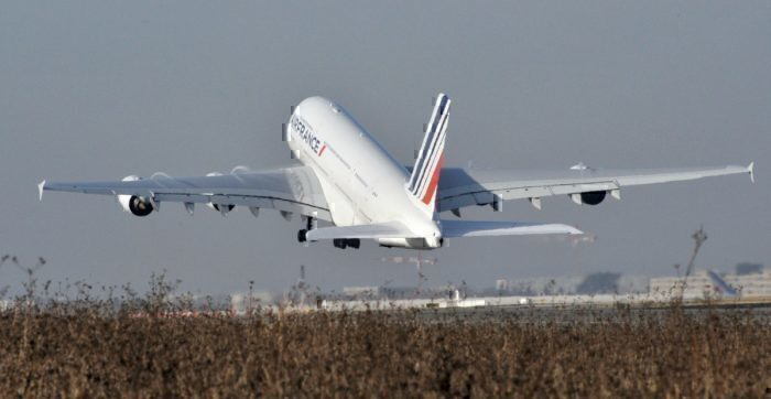 Air france airbus a380 getty images