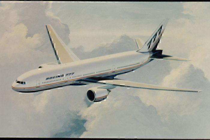 Boeing 777-