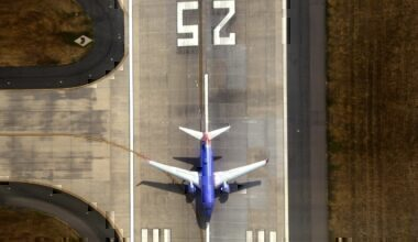 Southwest takes off from DIA