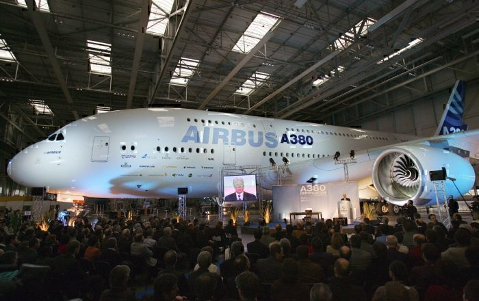 Getty A380 certification