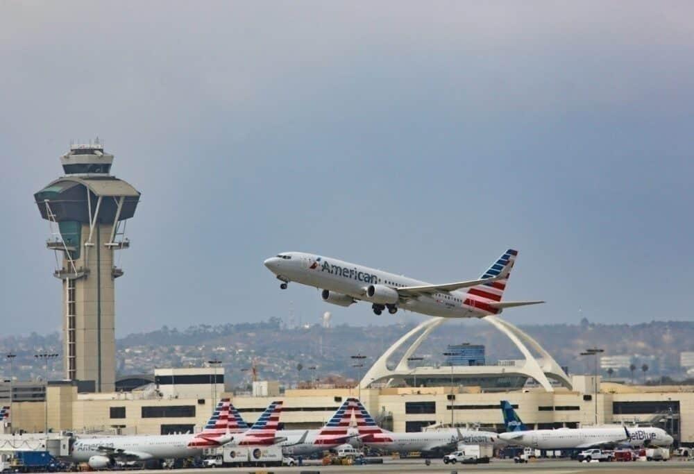 American Airlines Los Angeles