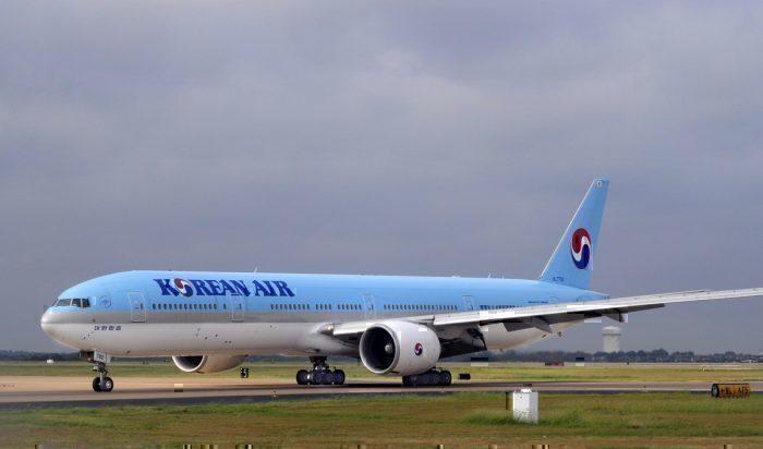 Korean Air Boeing 777