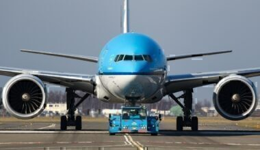 KLM premium economy getty images
