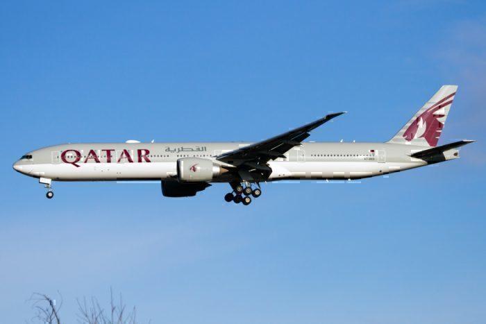 qatar airways boeing 777-300ER Getty Images
