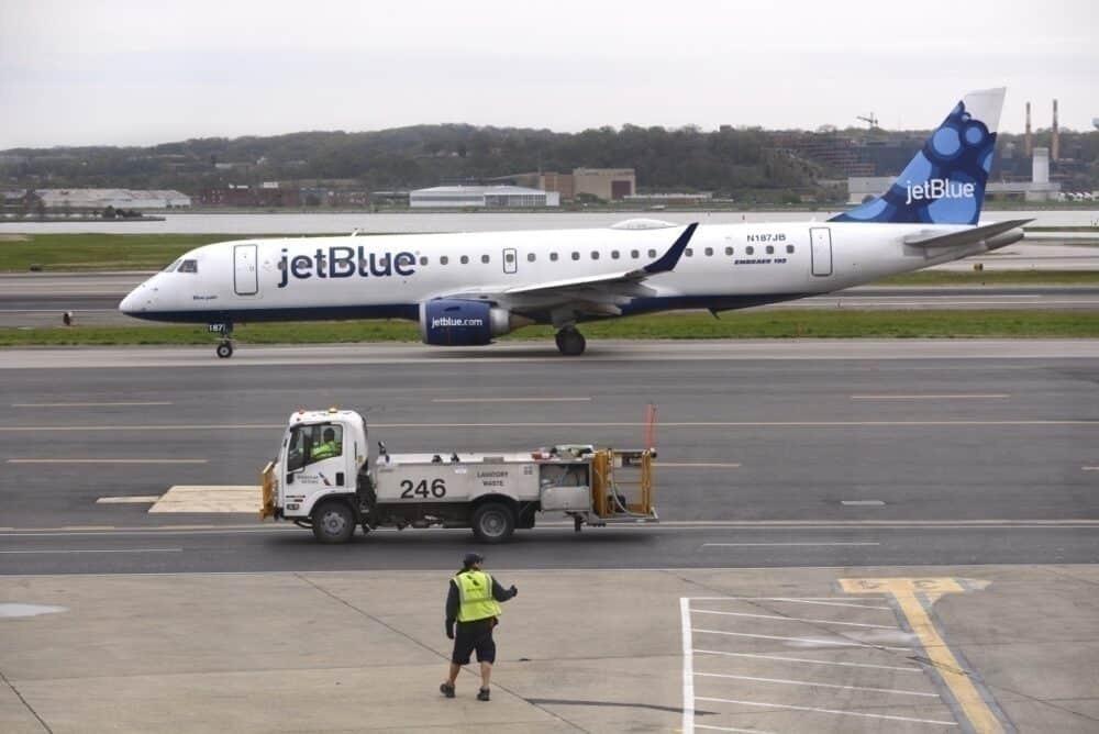 JetBlue at Washington Reagan