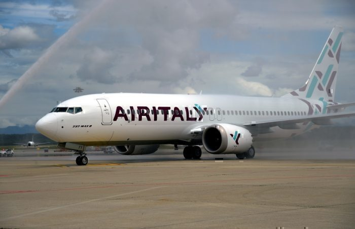 Air Italy, Liquidation, Flights Suspended