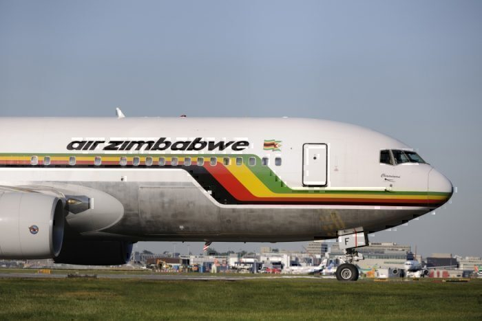 Air Zimbabwe Plans On Leasing Out Its Boeing 777s
