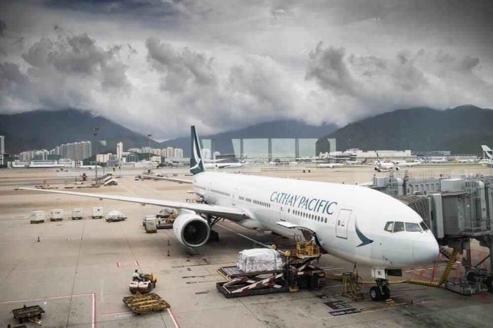 Cathay Pacific Hong Kong Getty Images