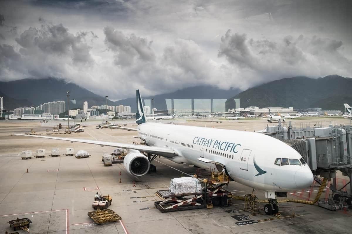 Cathay Pacific Hong Kong Getty Images