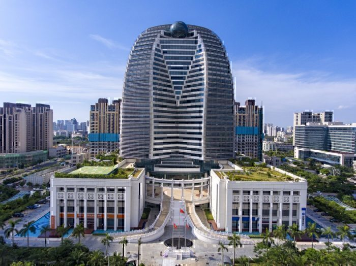 Getty HNA Group headquarters