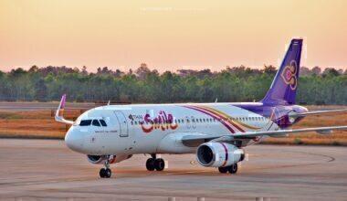 Thai Smile Aircraft