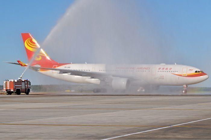 Hong Kong Airlines Airbus A330-223