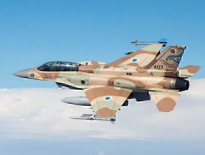 IDF F-16