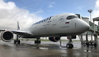 Aeroflot, Airbus A350, Delivery