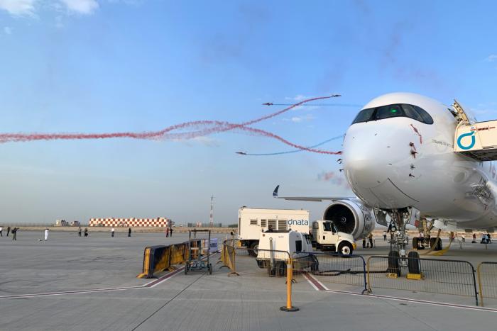 Airbus, Boeing, Singapore Airshow