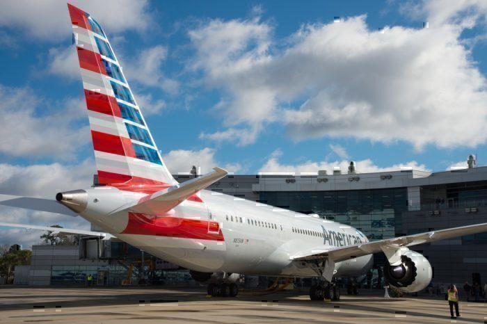 American 787-8
