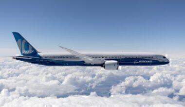 Boeing, Zero Orders, January