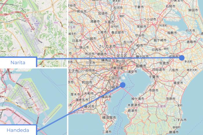 British Airways, Tokyo, Haneda