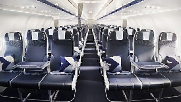 Aegean A320neo business class