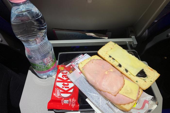 Wizz Air, Airbus A321neo, Trip Review