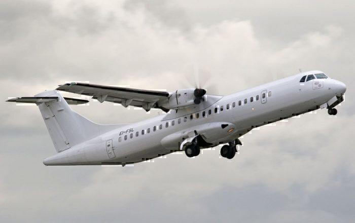 Stobart Air ATR 72-600