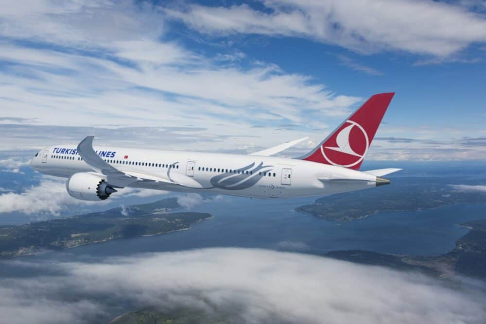 Turkish Airlines Vancouver