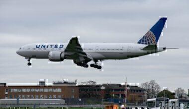 United Airlines, Coronavirus, London Heathrow