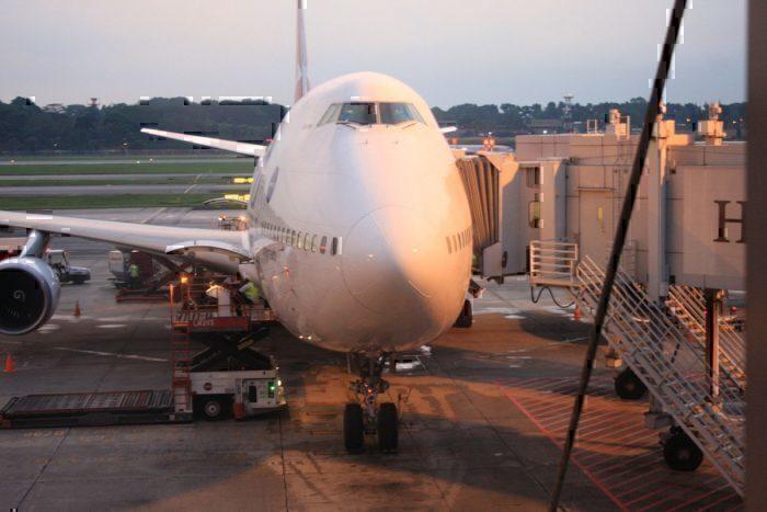 Qantas Retires Its First Boeing 747-400ER