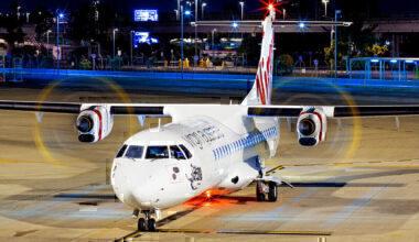Virgin Australia, United Airlines, Sydney Separation