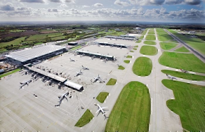 London, Stansted Airport, Long Haul