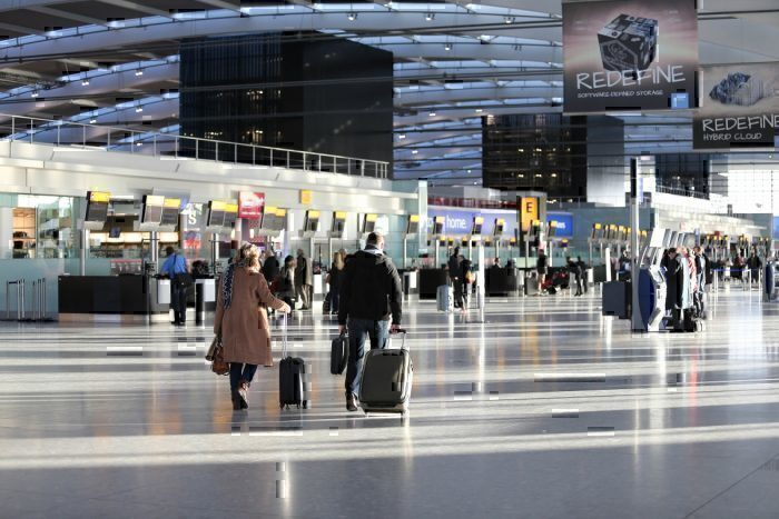 Heathrow Airport Passengers