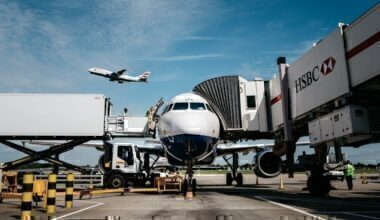 British Airways airport