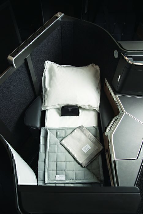New British Airways Club Suite