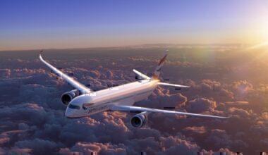British Airways, Airbus A350, G-XWBE