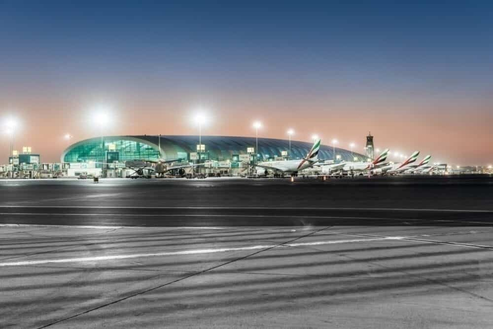 Dubai Airports, Dubai International Airport, Dubai World Central